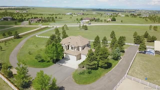 40950 S Thunder Hill Road, Elizabeth, CO 80107 (MLS #5218715) :: 8z Real Estate