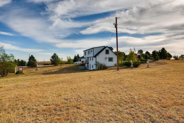 42875 Sager Lane, Parker, CO 80138 (MLS #5222222) :: 8z Real Estate