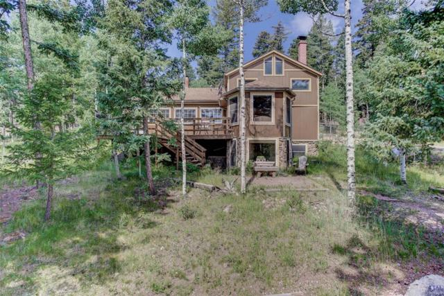 61 Sacred Mountain Trail, Evergreen, CO 80439 (MLS #5223296) :: 8z Real Estate