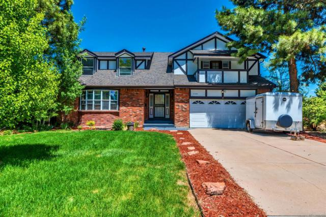 4230 S Alton Place, Greenwood Village, CO 80111 (#5226447) :: House Hunters Colorado
