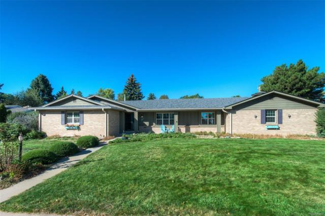 3651 S Hillcrest Drive, Denver, CO 80237 (#5227761) :: My Home Team
