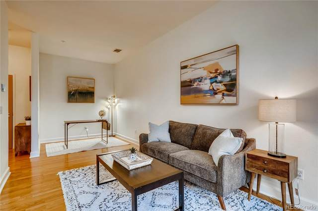 5677 Park Place 108B, Greenwood Village, CO 80111 (#5229902) :: Compass Colorado Realty
