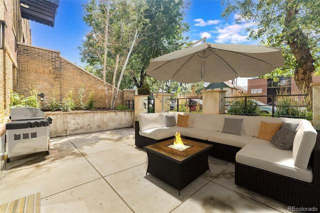 740 N Sherman Street #101, Denver, CO 80203 (#5235174) :: Compass Colorado Realty