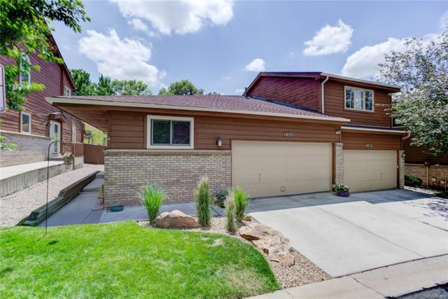 12450 W Ellsworth Place, Lakewood, CO 80228 (#5238381) :: The Galo Garrido Group
