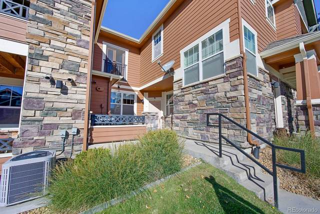 7130 Simms Street #105, Arvada, CO 80004 (#5240955) :: The Gilbert Group
