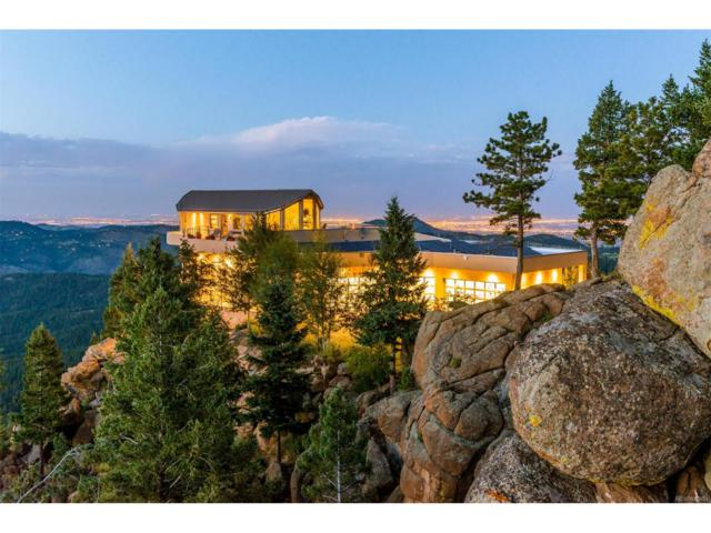 25893 Independence Trail, Evergreen, CO 80439 (MLS #5242285) :: 8z Real Estate