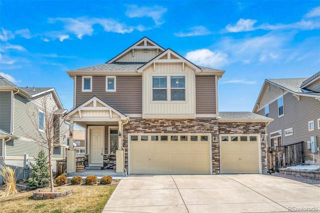 3339 Starry Night Loop, Castle Rock, CO 80109 (MLS #5242464) :: 8z Real Estate
