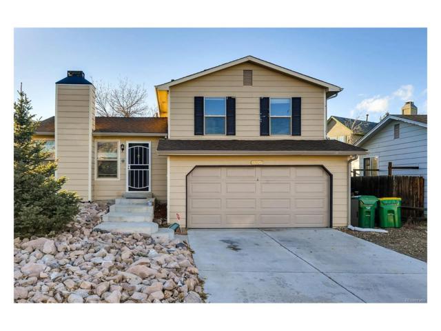 16908 Blue Mist Circle, Parker, CO 80134 (MLS #5244935) :: 8z Real Estate