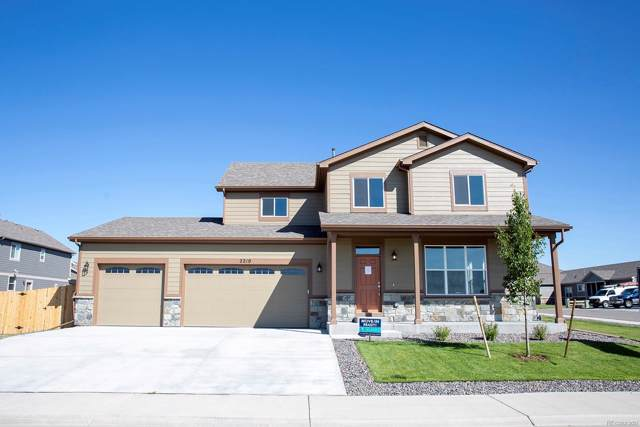 2210 Wagner Street, Strasburg, CO 80136 (MLS #5245063) :: 8z Real Estate