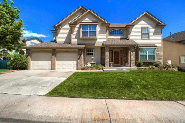 16943 W 66th Lane, Arvada, CO 80007 (#5249261) :: Wisdom Real Estate