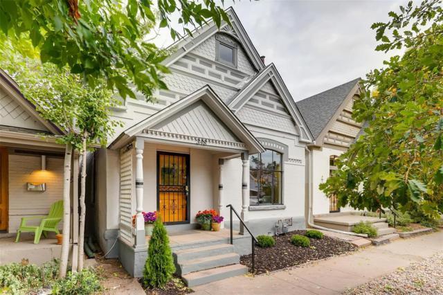 348 Delaware Street, Denver, CO 80223 (#5249706) :: The Galo Garrido Group