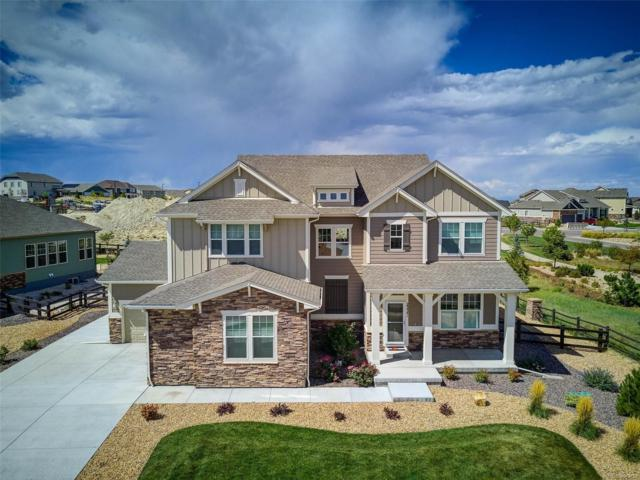 23341 E Rockinghorse Parkway, Aurora, CO 80016 (#5251679) :: The City and Mountains Group