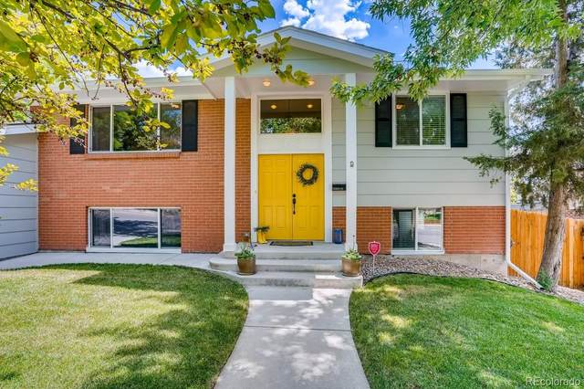 142 W Fremont Avenue, Littleton, CO 80120 (#5254489) :: The Gilbert Group