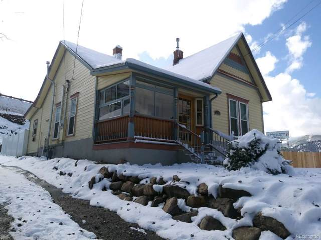 2001 Miner Street, Idaho Springs, CO 80452 (#5257213) :: Berkshire Hathaway Elevated Living Real Estate