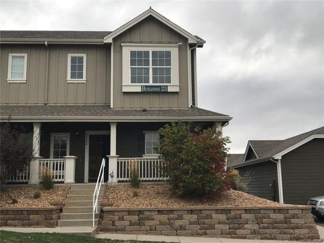 14700 E 104th Avenue #2304, Commerce City, CO 80022 (MLS #5257881) :: 8z Real Estate