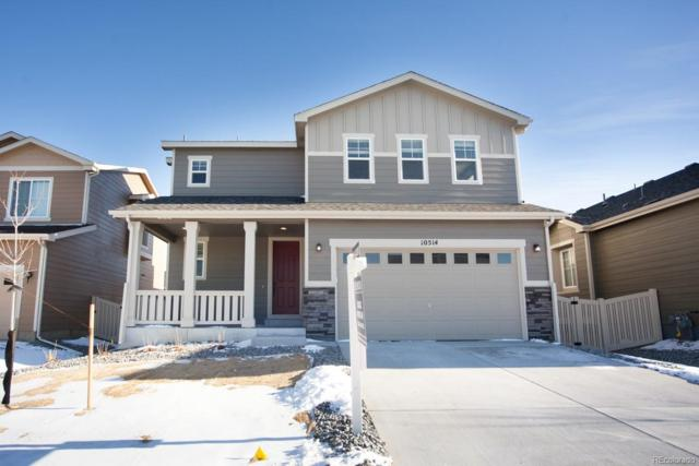 10514 Yosemite Street, Commerce City, CO 80640 (#5258634) :: The Griffith Home Team