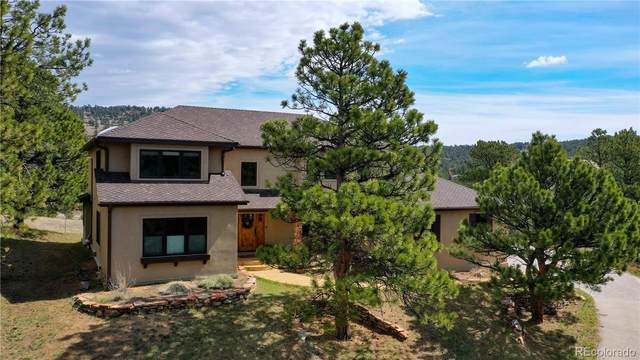 25744 Bristlecone Court, Golden, CO 80401 (#5259833) :: My Home Team
