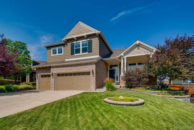 2607 Mclean Court, Castle Rock, CO 80109 (#5261679) :: The Colorado Foothills Team | Berkshire Hathaway Elevated Living Real Estate