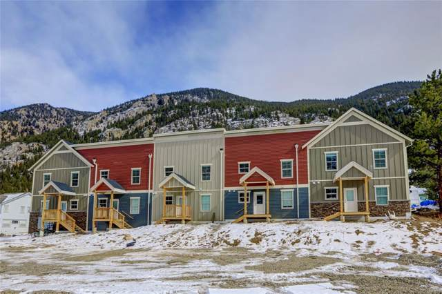 1399 Griffith Street, Georgetown, CO 80444 (MLS #5264917) :: 8z Real Estate