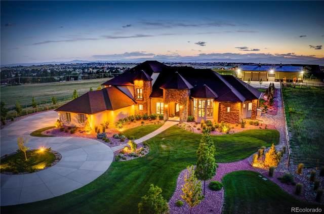 13125 Piney Lake Road, Parker, CO 80138 (MLS #5268867) :: 8z Real Estate