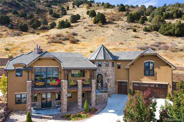 17281 Snowcreek Lane, Morrison, CO 80465 (#5272440) :: The Colorado Foothills Team | Berkshire Hathaway Elevated Living Real Estate