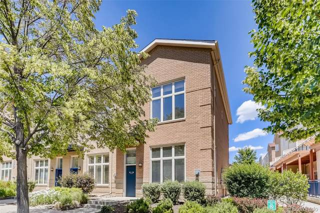 180 Roslyn Street #1201, Denver, CO 80230 (MLS #5275655) :: 8z Real Estate