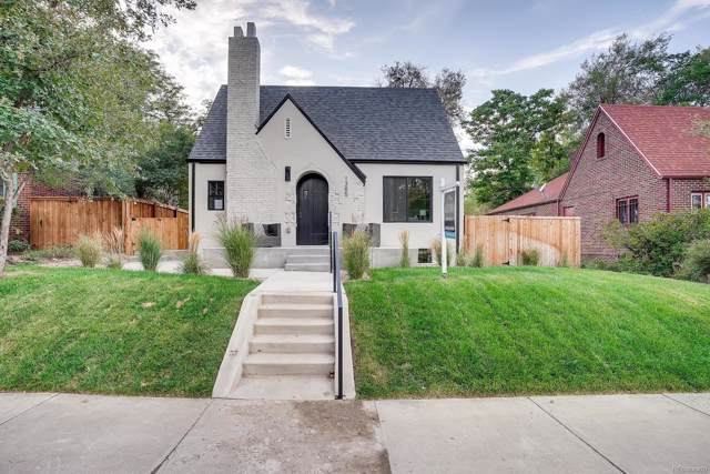 1385 Cherry Street, Denver, CO 80220 (MLS #5277160) :: 8z Real Estate