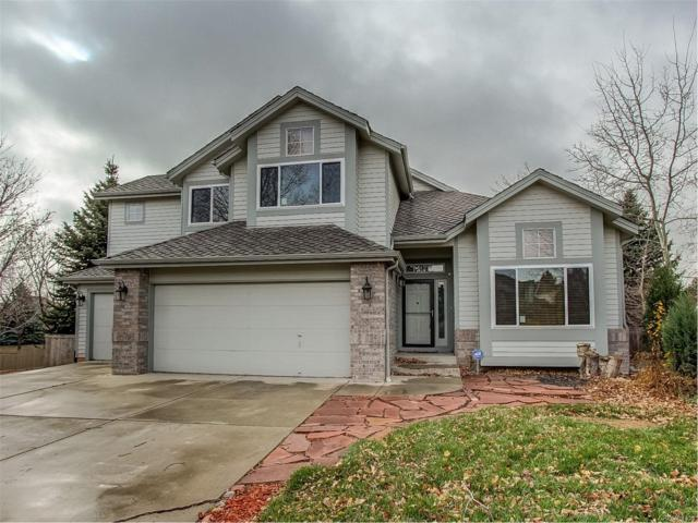 135 Peregrine Circle, Broomfield, CO 80020 (MLS #5281404) :: 8z Real Estate