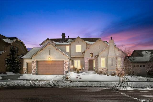 4937 Rainbow Gulch Trail, Colorado Springs, CO 80924 (#5284155) :: The Colorado Foothills Team | Berkshire Hathaway Elevated Living Real Estate