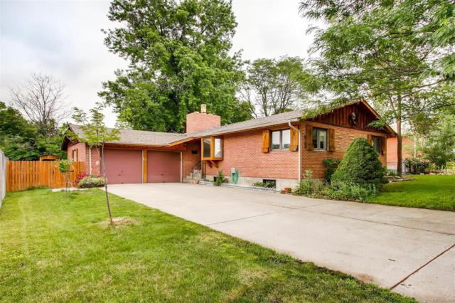 6187 Dudley Court, Arvada, CO 80004 (#5284675) :: The Galo Garrido Group