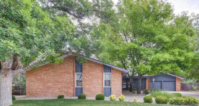 3736 S Jersey Street, Denver, CO 80237 (#5287522) :: Sellstate Realty Pros