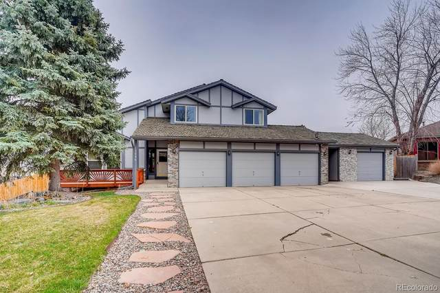 13846 W 58th Drive, Arvada, CO 80004 (#5290643) :: Berkshire Hathaway HomeServices Innovative Real Estate