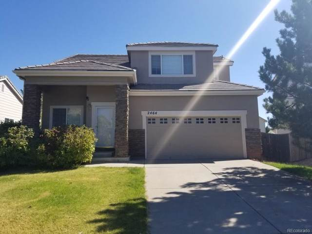 2464 S Gibraltar Way, Aurora, CO 80013 (MLS #5295044) :: Bliss Realty Group