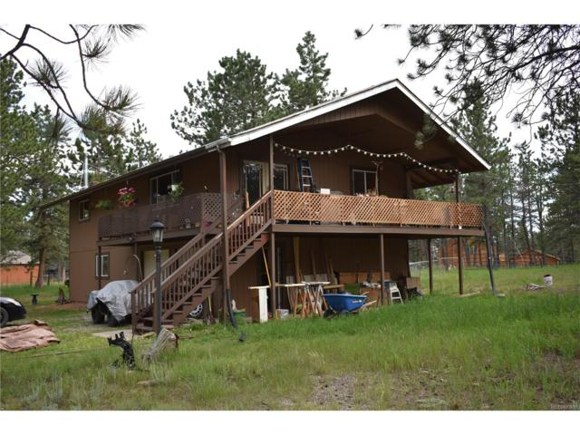 96 Gunsmoke Drive, Bailey, CO 80421 (MLS #5295775) :: 8z Real Estate