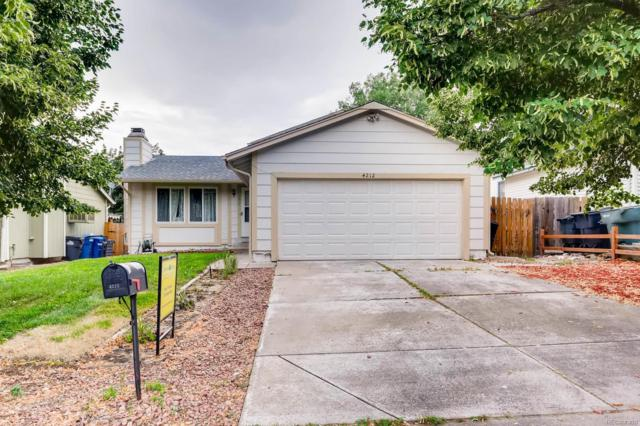 4212 S Laredo Way, Aurora, CO 80013 (#5297382) :: Structure CO Group