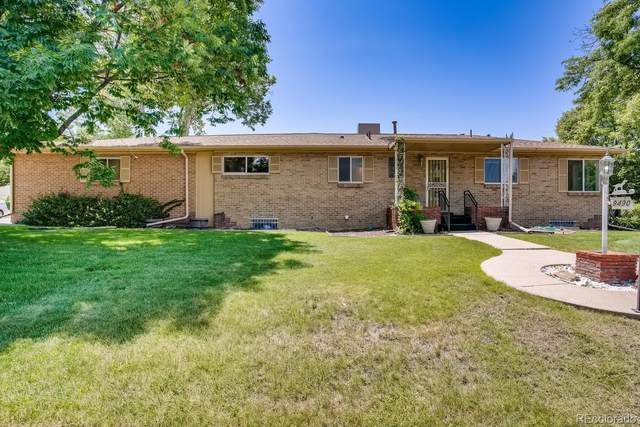 9490 W 37th Avenue, Wheat Ridge, CO 80033 (#5299269) :: Berkshire Hathaway Elevated Living Real Estate