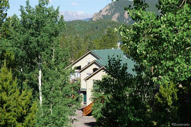 11141 Marks Drive, Conifer, CO 80433 (#5299513) :: The Griffith Home Team