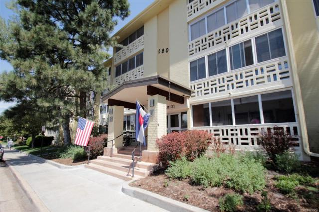 580 S Clinton Street 1A, Denver, CO 80247 (#5300195) :: 5281 Exclusive Homes Realty