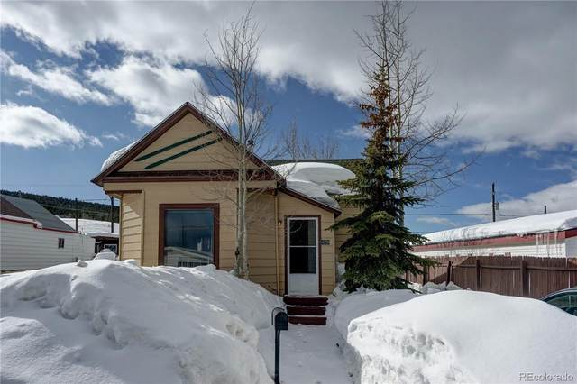 429 E 5th Street, Leadville, CO 80461 (#5302864) :: Briggs American Properties