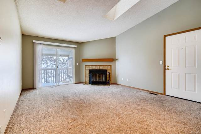 7830 W 87th Drive G, Arvada, CO 80005 (#5303076) :: HergGroup Denver