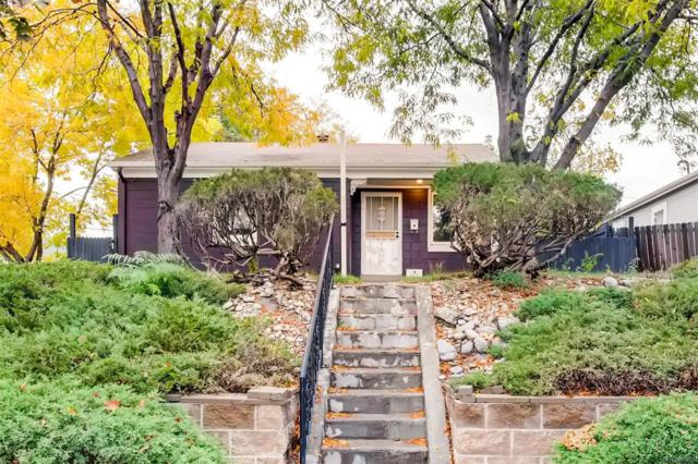 3750 N Cook Street, Denver, CO 80205 (#5307300) :: The Heyl Group at Keller Williams