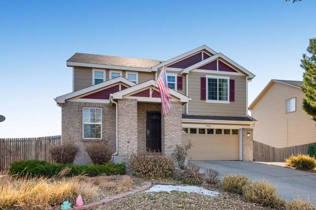 19422 E Dickenson Place, Aurora, CO 80013 (#5307786) :: The Healey Group