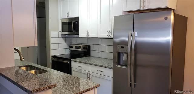 7665 E Quincy Avenue #101, Denver, CO 80237 (#5309396) :: Bring Home Denver with Keller Williams Downtown Realty LLC