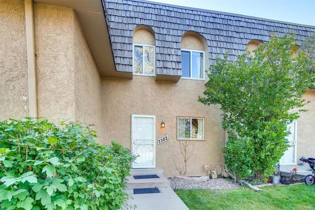 7382 E Princeton Avenue, Denver, CO 80237 (MLS #5311582) :: 8z Real Estate