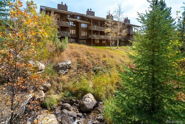 2607 Burgess Creek Road #205, Steamboat Springs, CO 80487 (#5311992) :: Bring Home Denver with Keller Williams Downtown Realty LLC