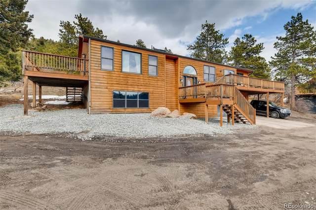 11911 Antler Trail, Littleton, CO 80127 (#5313125) :: Bring Home Denver with Keller Williams Downtown Realty LLC