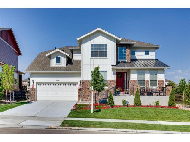 11915 Ramble Lane, Parker, CO 80138 (MLS #5315610) :: 8z Real Estate