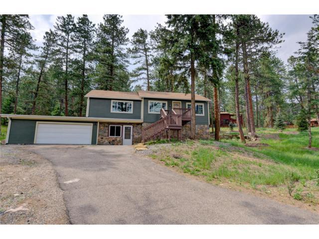 6999 S Columbine Road, Evergreen, CO 80439 (MLS #5316078) :: 8z Real Estate