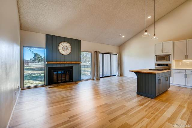 6502 Pinewood Drive #30, Parker, CO 80134 (MLS #5317858) :: 8z Real Estate