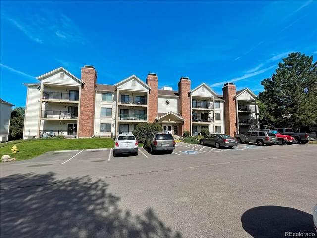 401 S Kalispell Way #307, Aurora, CO 80017 (MLS #5318943) :: Kittle Real Estate